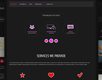 My Lovely Premium WordPress Theme