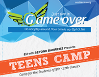 Beyond Barriers+EU Teens Camp