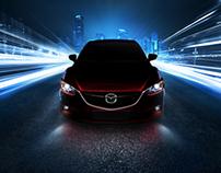 New Mazda6 Print Ad