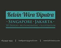 Kelvin Wira / Showreel 2013