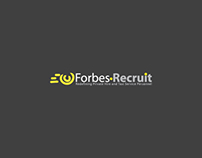 Forbes Recruit logo