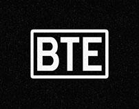 BTE EP Artwork & Identity