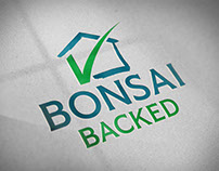 Bonsai Backed: Name, logo & promotional for Bonsai