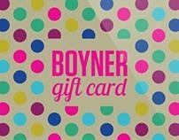 Boyner Gift Card