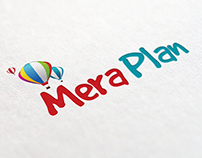 MeraPlan | Logo