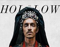 Custom Veil All Hollow Magazine Editorial