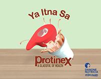Protienex Campaign