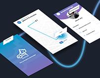 EcoTaxi Concept Application