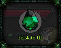 Felslate · UI Concept