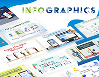 Clean Infographics
