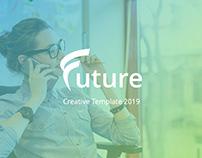 Future Creative Premium Powerpoint Template