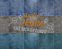 FREE PAPER PACK Denim Textures