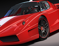 Ferrari FXX Vector