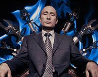 Posters: Politrussia.com - Gas mites