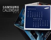 Samsung Calendar 2012