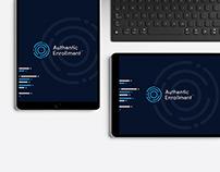 AuthenticEnrollment™ Brand Identity Design