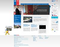 Diseño Portal e Intranet Web CCHEN