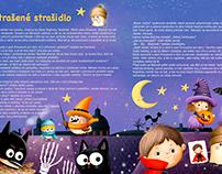 Halloween (Časopis Sluníčko)
