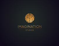 Logotype for Imagination Studios