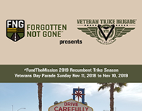 Forgotten Not Gone (Flyer)