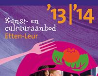 BrochureKunst- en Cultuuraanbod '13-'14