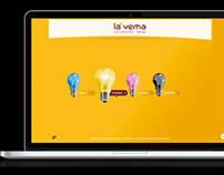 LA YEMA - Web Design