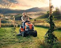 Husqvarna - Tractor