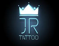 Identidade visual JR Tattoo