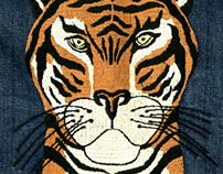 Remake illustration for Levi's Vintage Clothing