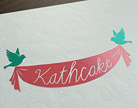 Kathcake Logo Design