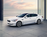 KIA Motors USA // K900
