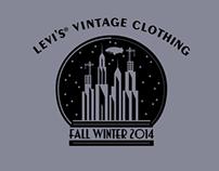 Levi's Vintage Clothing FW14
