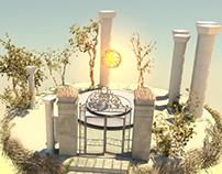3D - Fantasy Island