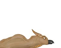 Prehistoric Muybridge