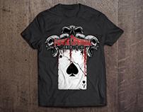 Poker Tshirts Design for PokerCriminal®