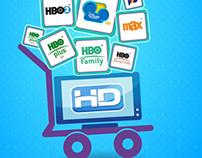 Telecable: Nuevos canales HD