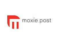 Logo Design: Moxie Post
