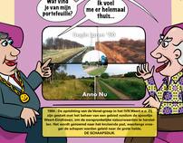 25 jaar IVN natuurbeheer langs de Schaapsdijk Weert NL