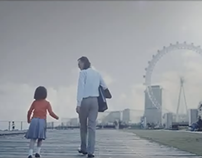 "Wellcome Supermarket ""Father & Daughter"" TVC"