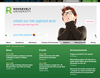Roosevelt University: Concept Design