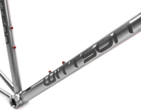 Wittson Suppresio Road Race Frame Set