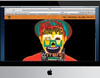 Web Site - Festival