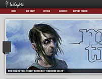 Inkeyme webpage 2012