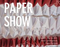 Handmade Paper Show