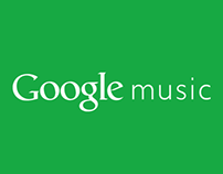 Google Music Motion Graphic Advertisement