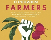 Farmer D's first book Citizen Farmers