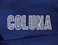 Coluna Font Family - Free Download