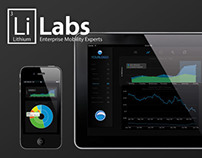 Lithium Labs Business Cards