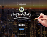 Artificial Reality Website