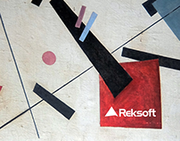 Reksoft | New Year Card